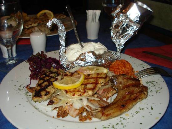 carni miste - Foto di Zeus DOC Restaurant, Noventa Padovana ...