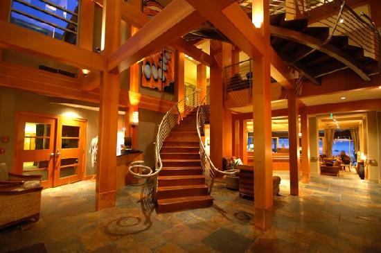 The Chrysalis Inn & Spa: Lobby