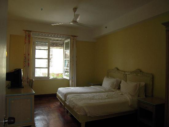 Colmar Tropicale, Berjaya Hills: Lower room