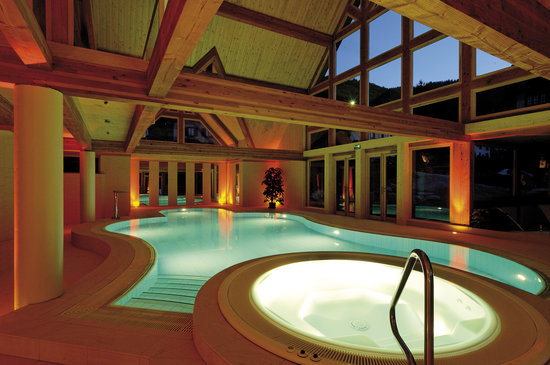 Thannenkirch, Frankrike: PISCINE MULTI-JETS 30°