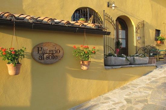 Agriturismo Poggio al Sole: home sweet home