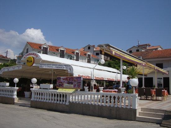 Okrug Gornji, Croazia: Pizzeria Leonardo