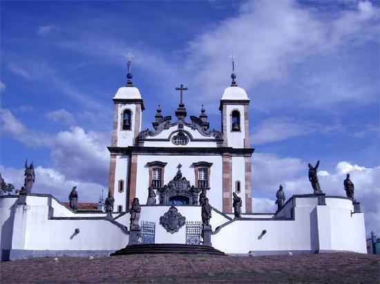 Congonhas, MG: Basilica de Bom Jesus de Matosinhos
