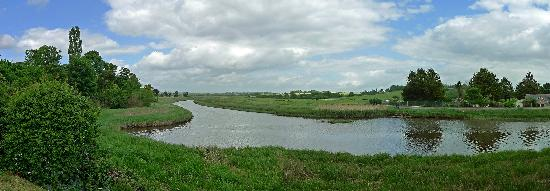 View from the Bridge Inn, Topsham