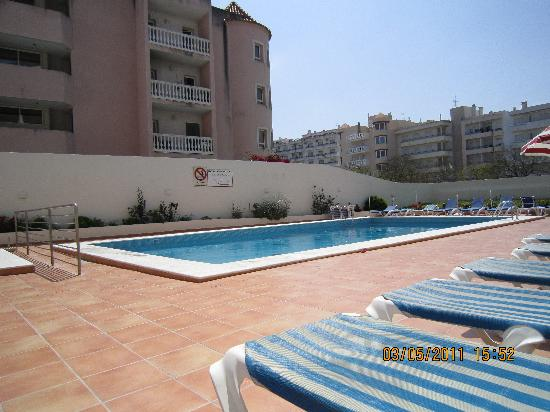 Hotel Alba: Swimmingpool