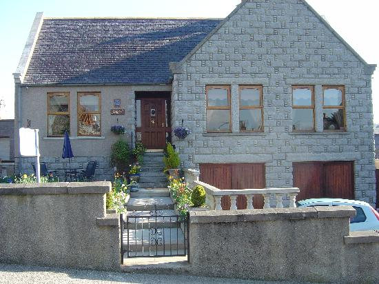 Huntly, UK: Hillview B&B Frontside