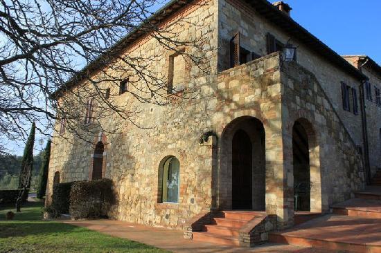 Montepulciano, Italië: Sant' Antonio