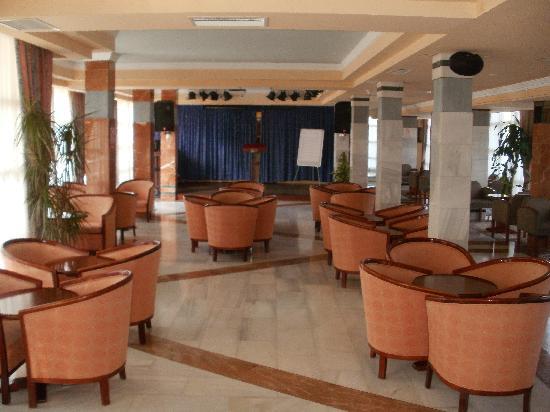 Globales Palmanova Palace Hotel : the stage