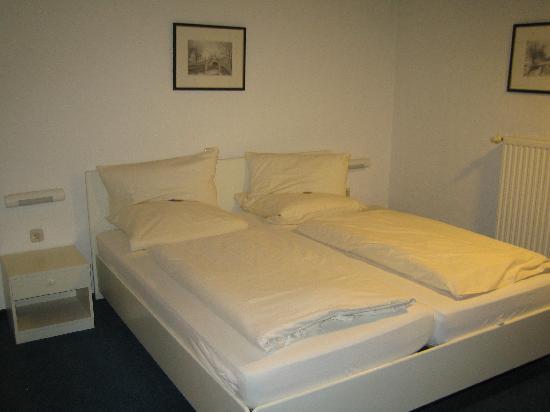 Hotel Hohes Haus: la stanza