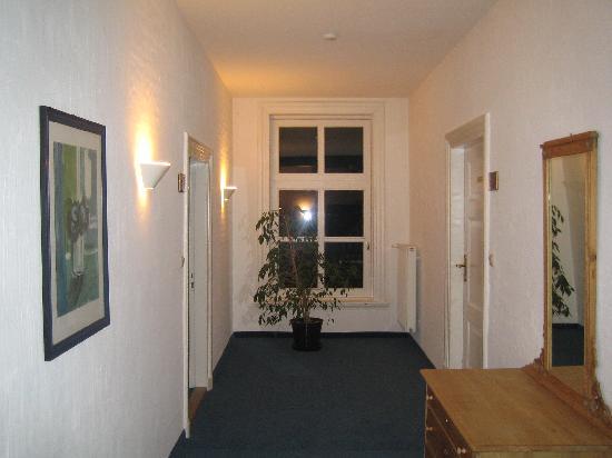 Hotel Hohes Haus: al primo piano