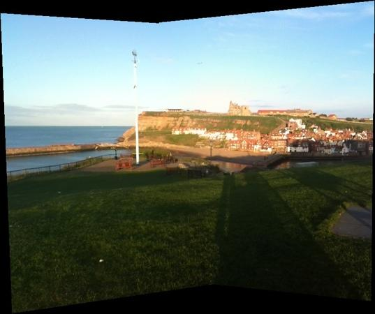 Whitby Walks: Whitby Top