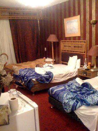 Indiana Hotel: bedroom