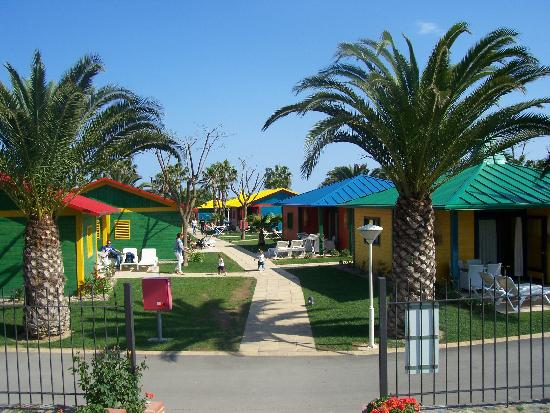Cambrils Park Resort: Bonito bungalows
