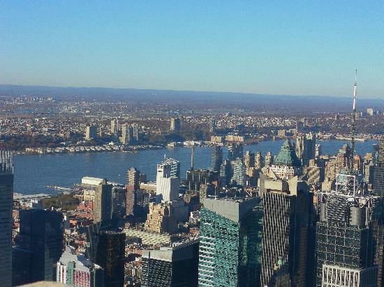 New York, État de New York : Empire State Building's view