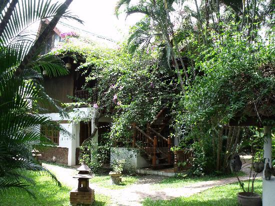 โรงแรมซีเครท การ์เดนท์ เชียงใหม่: Beautiful gardens