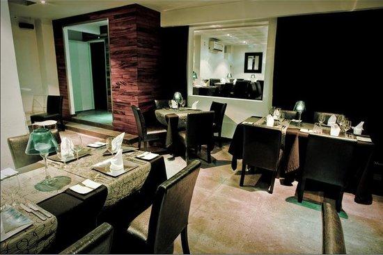 Zapopan, Mexico: Our contemporary dining room