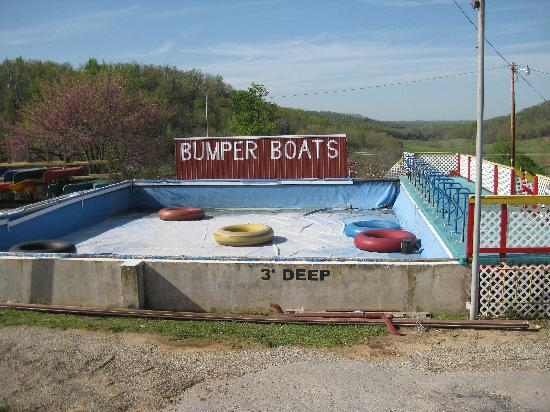 Kentucky Action Park: Bumper boats were busted no mention of that on the website