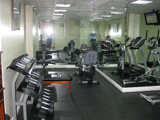 Barcelo Managua: Gym