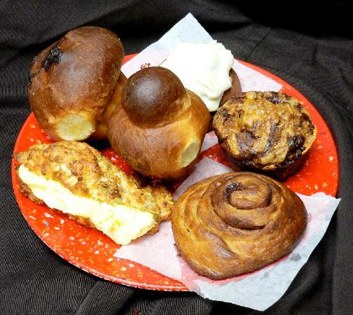 Pie in the Sky: Morning Pastry Selection