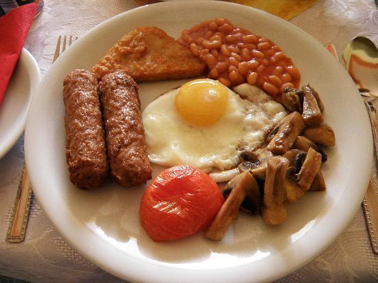 Windsor Hotel: Fabulous Breakfast