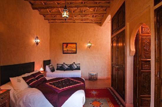 Dar tifawine b b marrakech maroc voir les tarifs 64 - Prix chambre hotel mamounia marrakech ...