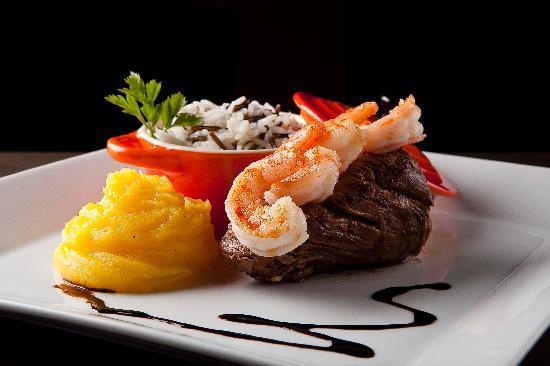 Foto de la pampa cocina de autor porto alegre mar y for Que es cocina de autor