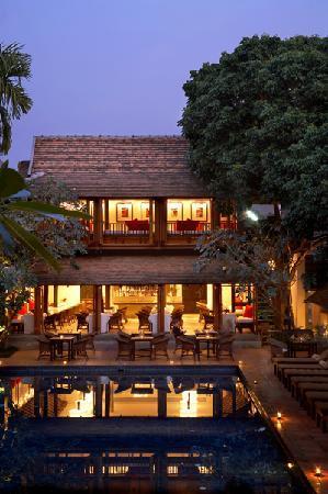 Tamarind Village: Ruen Tamarind Restaurant
