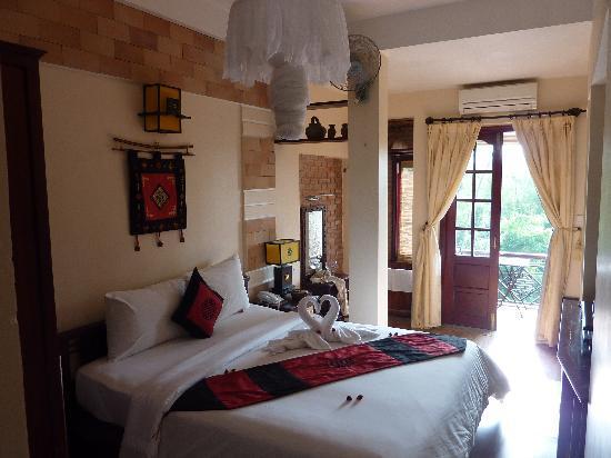 Thien Thanh Boutique Hotel: Chambre