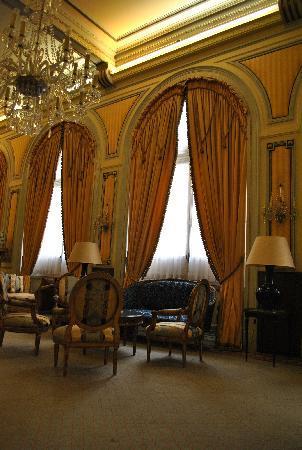 Hotel Avenida Palace: Salone