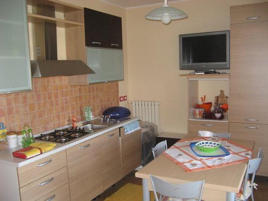 Bed&Breakfast Il Mediterraneo: cucina