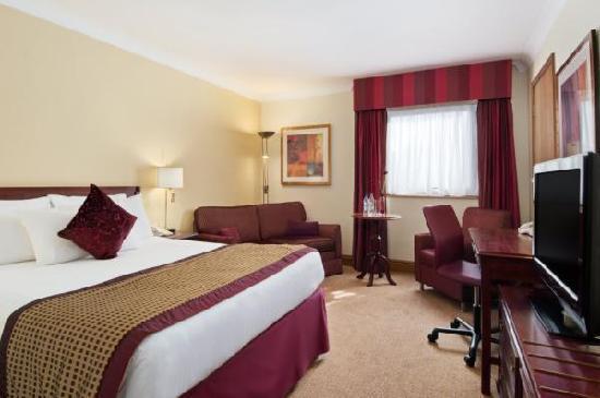 Hilton Warwick / Stratford-upon-Avon: Hilton Double Deluxe Room