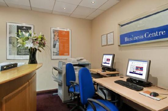 Hilton Warwick / Stratford-upon-Avon: BusinessCenter