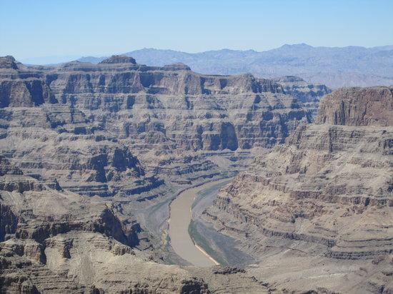 Pink Jeep Tours Las Vegas : Amazing view