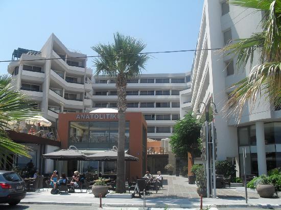 Aquila Porto Rethymno : The Hotel