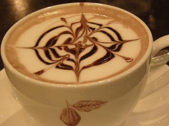 Belgian hot chocolate - Picture of Koko Black Chocolate, Melbourne ...