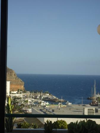 Apartamentos Sanfe: View from the balcony