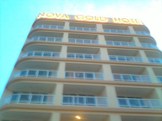 Nova Gold Hotel: Main building