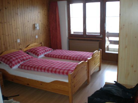 Pension Kastel : twin room