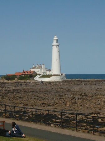 Whitley Bay, UK: A beautiful view
