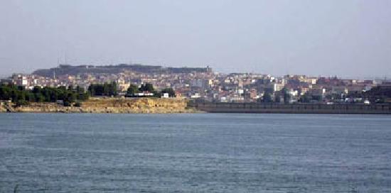 Caspe, Spain: VISTAS DEL MAR DE ARAGON