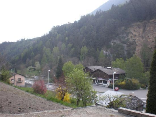 Eolonor: View from the room