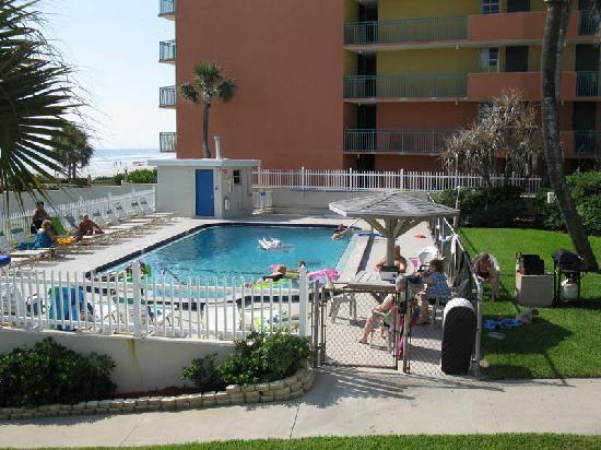 Ocean Court Motel The Swimming Pool