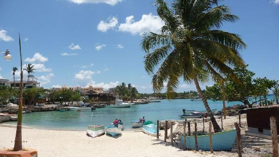 Dreams La Romana: Petit port de Bayahibe