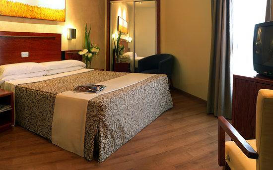 Hotel Garbi Millenni: Habitación  -Millenni Hotel