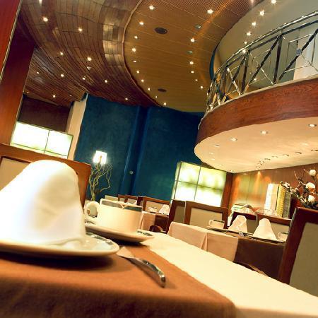 Hotel Garbi Millenni: Restaurante - Millenni Hotel