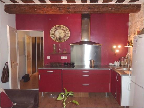 Coeur de Provence : Coin cuisine