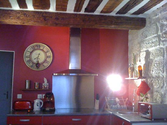 Coeur de Provence : cuisine 2