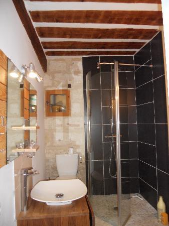 Coeur de Provence : salle de bain