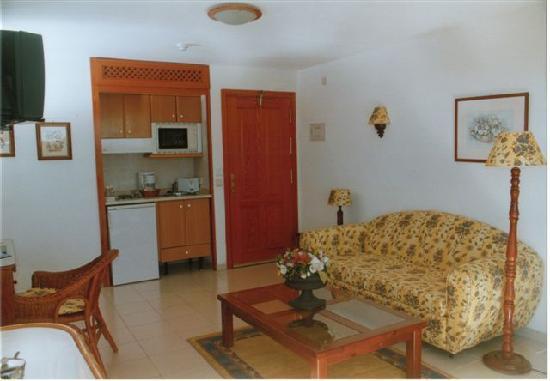 Hotel Olé Tropical: habitacion