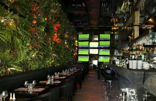 Brasserie Toche : Bar branché